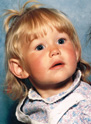 A baby photo of Honor Dawkins-Stean, assistant to the directors