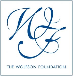 Wolfson Foundation logo