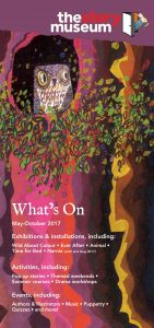 What's on Guide cover 2017
